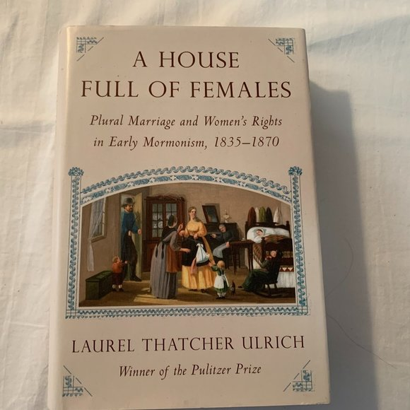 A House Full of Females book